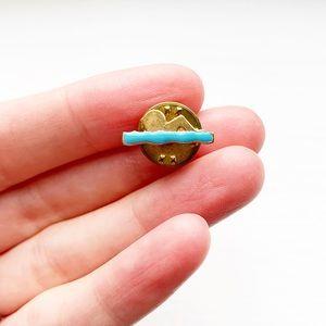 Cub Scout Webelos 'Aquanaut' activity pin
